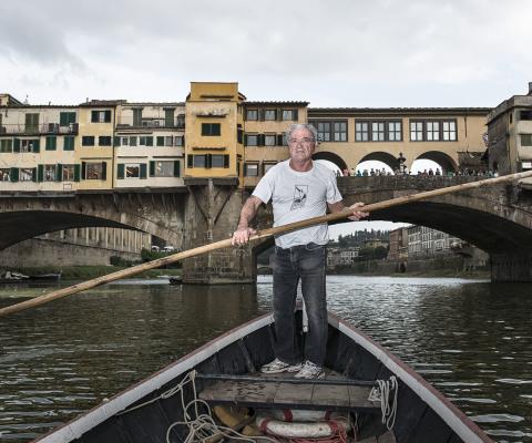 © Paolo Cagnacci e Matteo Cesari, A come Arno