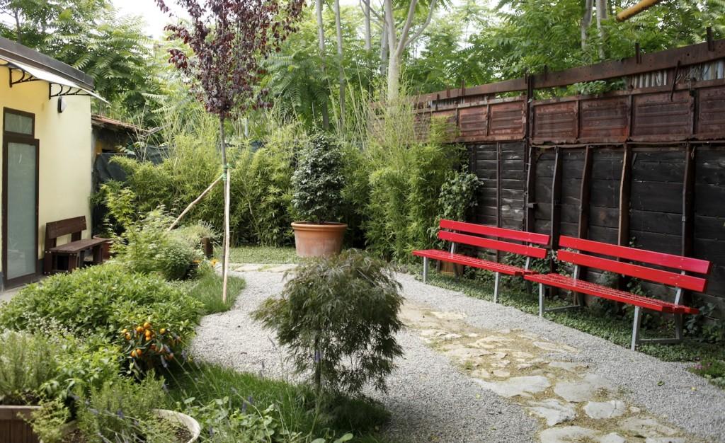 Giardino Melampo / Mandela Garden 1