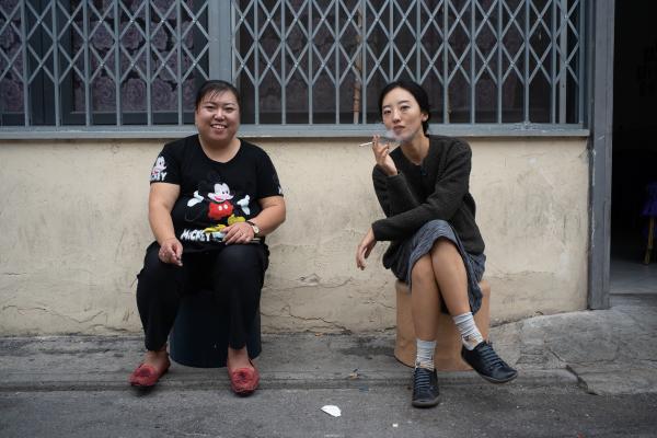 Ai Teng, Vacanze pratesi, 2019