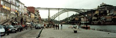 """Hans Van der Meer, dalla serie """"Porto"""", 1991"""