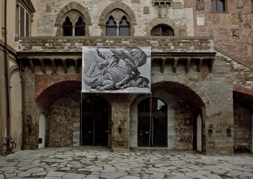Robert Pettena, Anno del Drago, Prato 2012
